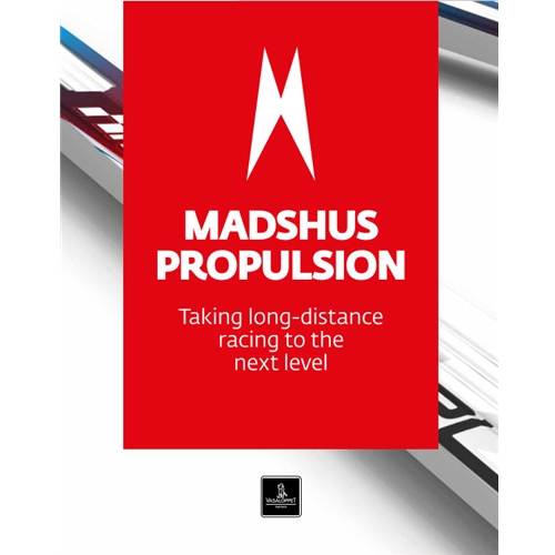 Madshus Propulsion Stakskidor Längdskidor 20192020