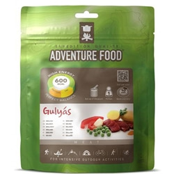 Adventure Food Goulash, enkelportion