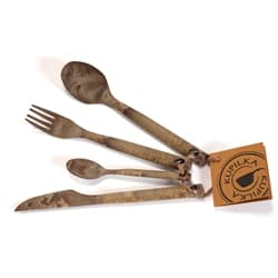 Kupilka cutlery, brun