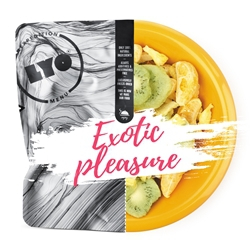 Lyofood Exotic Pleasure (banana, Pineaplle, Tangerin, Kiwi) 30 G