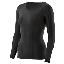 Skins Dnamic Core Womens L/S Top