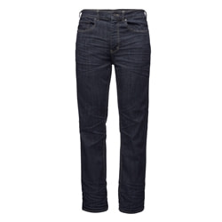 Black Diamond M Forged Denim Pants - Klätterbyxa i denim för herrar