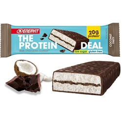 Enervit The Protein Deal 55g Coconut Party, proteinbar