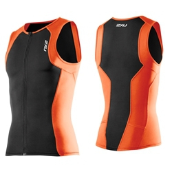 2Xu Active Tri Singlet Men - Triathlonlinne