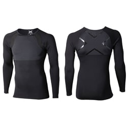 2Xu Recovery Compression Top Black/Nero - Men