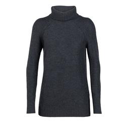 Icebreaker Wmns Waypoint Roll Neck Sweater