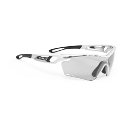 Rudy Project Tralyx White Gloss Lens Impactx™ Photochromic 2Black