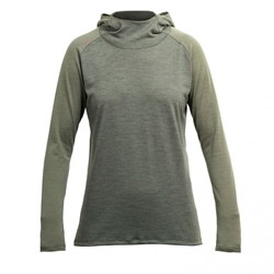 Devold Patchell Woman Hoodie