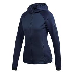 Adidas W Terrex Stockhorn Hooded Fleece Jacket