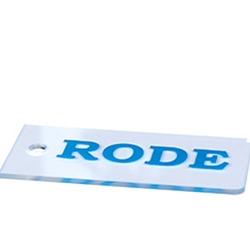 Rode Sickel 4Mm