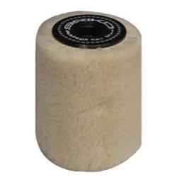 Brikomaplus Merino Wool (10 Mm) Roller Passar Handtag På 10 Cm