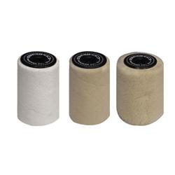 Brikomaplus Polyester & Merino Wool Rollers Set