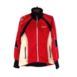 Swix Starlit Jacket Red - Woman