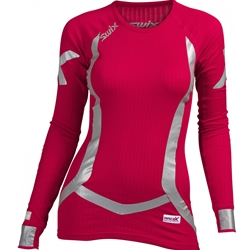 Swix Vistech Racex Bodyw LS - Woman
