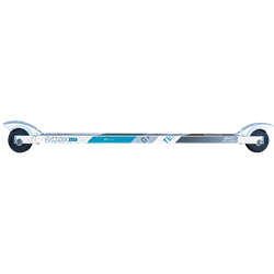 Elpex Roller Ski Team 610 PU Rosa hjul Rullskidor