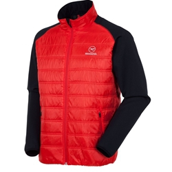 Rossignol Clim Light Loft Jacket Red - Men