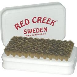 Red Creek- Handborste Mässing Fin