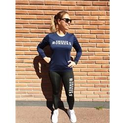 Sweden Runners Craft Mind ls Tee Wmn
