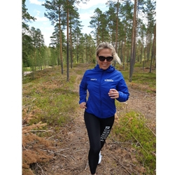 Sweden Runners Craft Wind Jacket Wmn