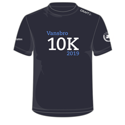 Craft Vansbro 10K 2019 T-Shirt Unisex