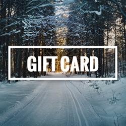 Skistart presentkort 750 kr