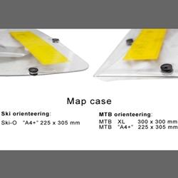 Nordenmark Kartplats Mtbo A3+ 303*426