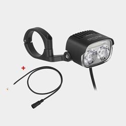 Elcykelframlampa Magicshine Me 2000 + kabel För Yamaha