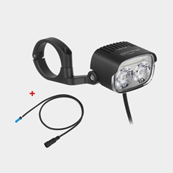 Elcykelframlampa Magicshine Me 2000 + kabel För Bosch